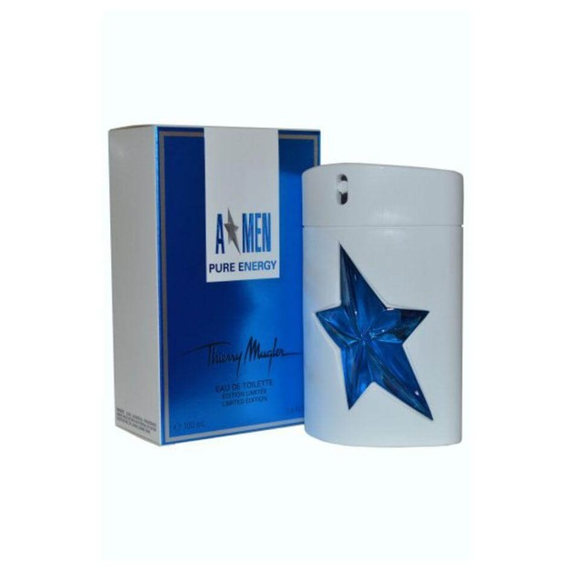 Thierry Mugler A*Men Pure Energy Limited Edition Eau De Toilette 100ml