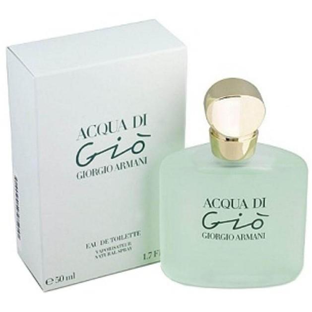 Armani Giorgio Acqua Di Gio For Women Eau De Toilette 50ml