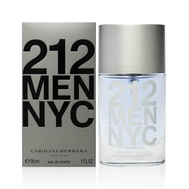 Carolina Herrera 212 Men NYC eau de toilette 30ml