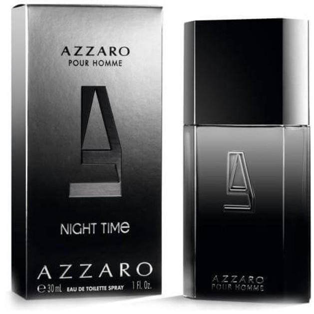Azzaro Pour Homme Night Time Eau de Toilette 30ml