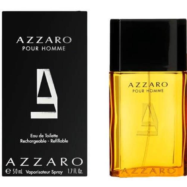 Azzaro Pour Homme Eau De Toilete 50ml