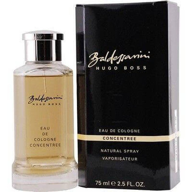 Hugo Boss Baldessarini Concentree Eau De Cologne Spray 75ml