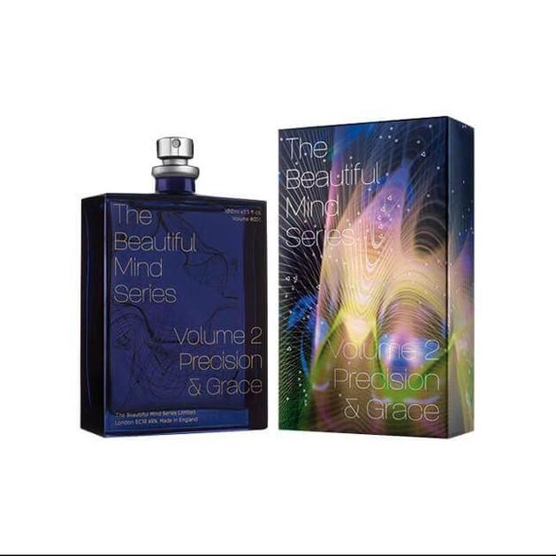 Escentric Molecules The Beautiful Mind Series Volume 2: Precision and Grace Eau De Parfume Unisex 100ml