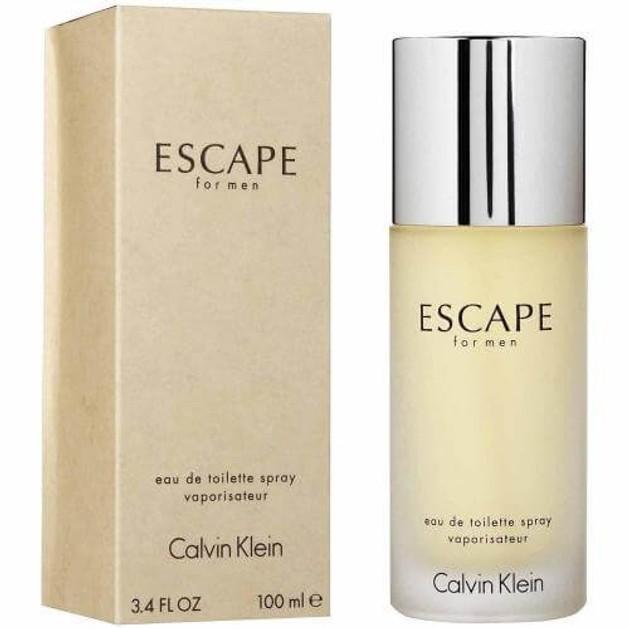 Calvin Klein Escape For Men Eau De Toilete 100ml
