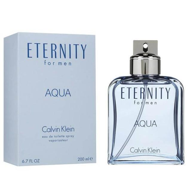 Calvin Klein Eternity AQUA For Men Eau de Toilette 200ml
