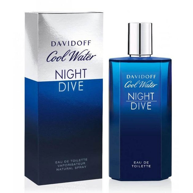 Davidoff Cool Water Night Dive Eau de Toilette 200ml
