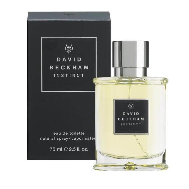 David  Beckham Instinct for men Eau de Toilette 75ml