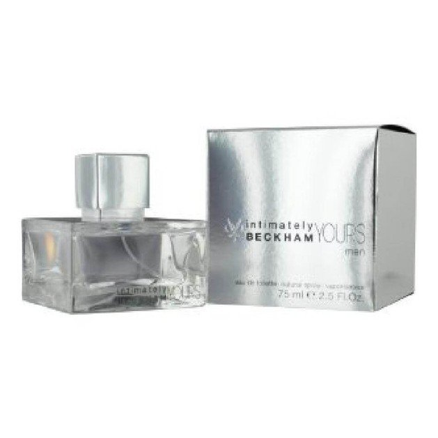 David Beckham Intimately Yours For Men Eau de Toilette 75ml