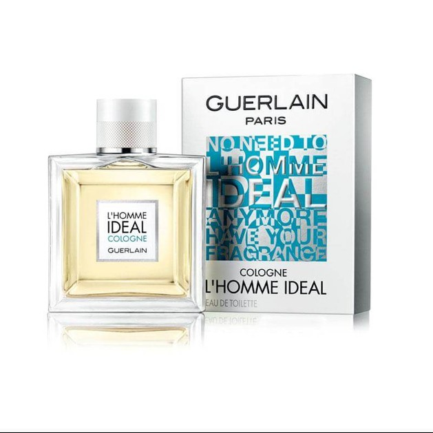 Guerlain L Homme Ideal Cologne Eau de Toilette 100ml