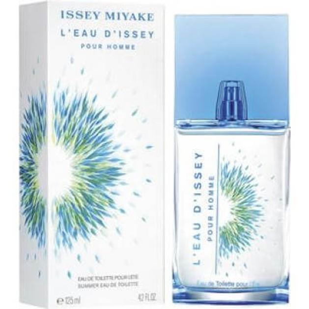 Issey Miyake L eau D issey Summer 2016 Eau de Toilette 125ml