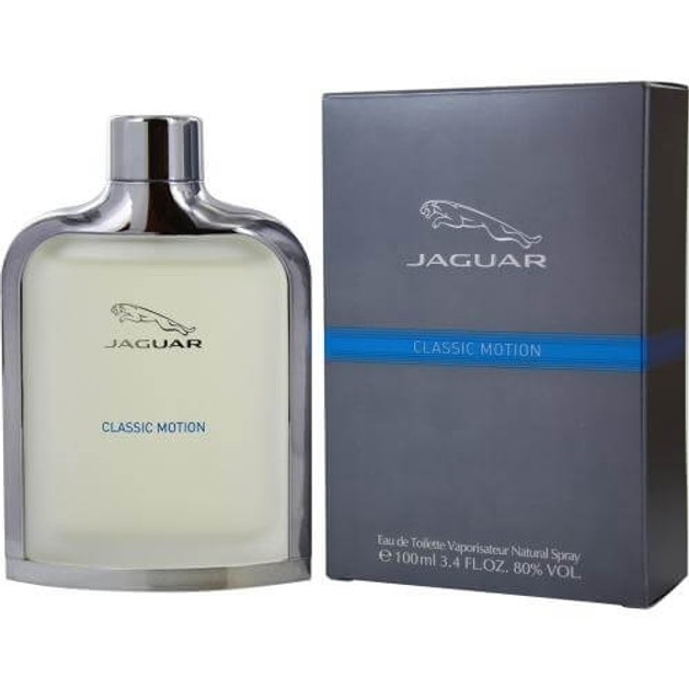 Jaguar Classic Motion Eau De Toilette 100ml