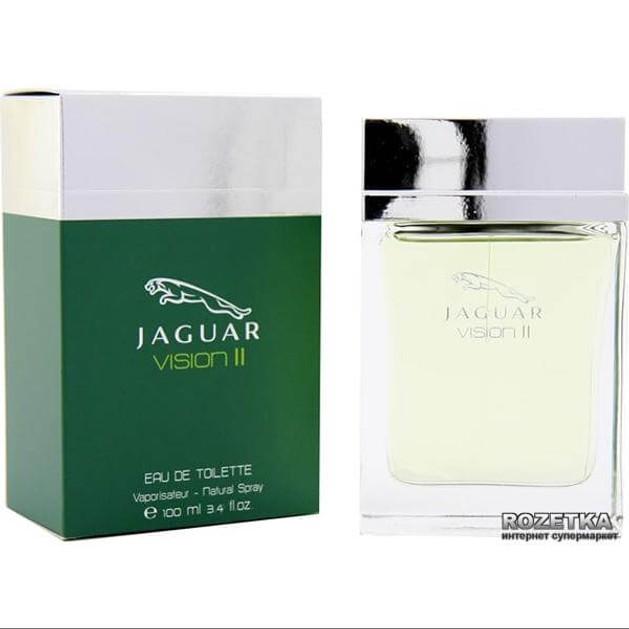Jaguar Vision II Eau De Toilette 100ml
