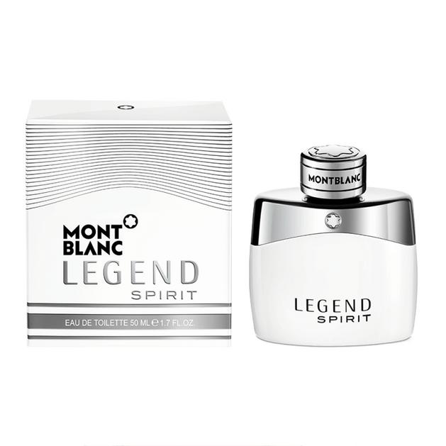 Mont Blanc Legend Spirit Eau de Toilette 50ml