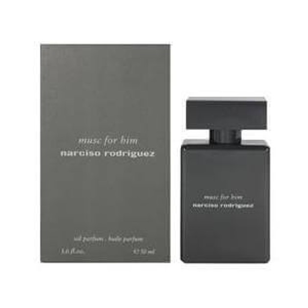 Narciso Rodriguez Musc for Him Oil Parfum 50ml