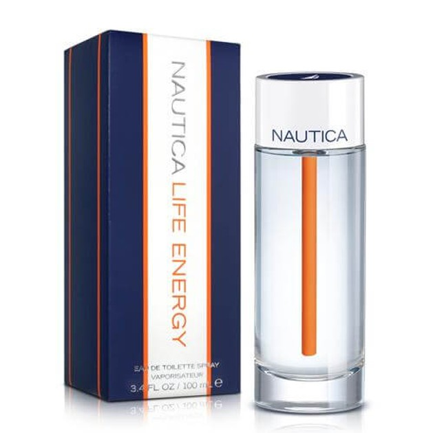Nautica Life Energy eau de toilette 100ml