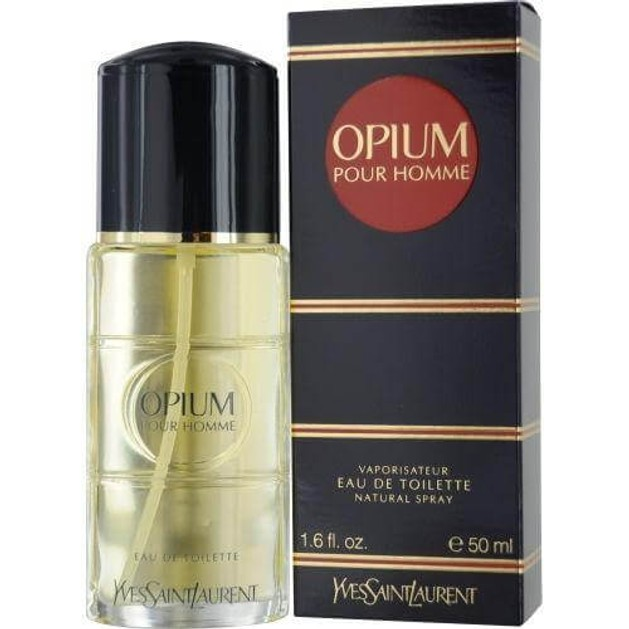 Yves Saint Laurent Opium For Men Eau de Toilette 50ml (Επανεκδοση)