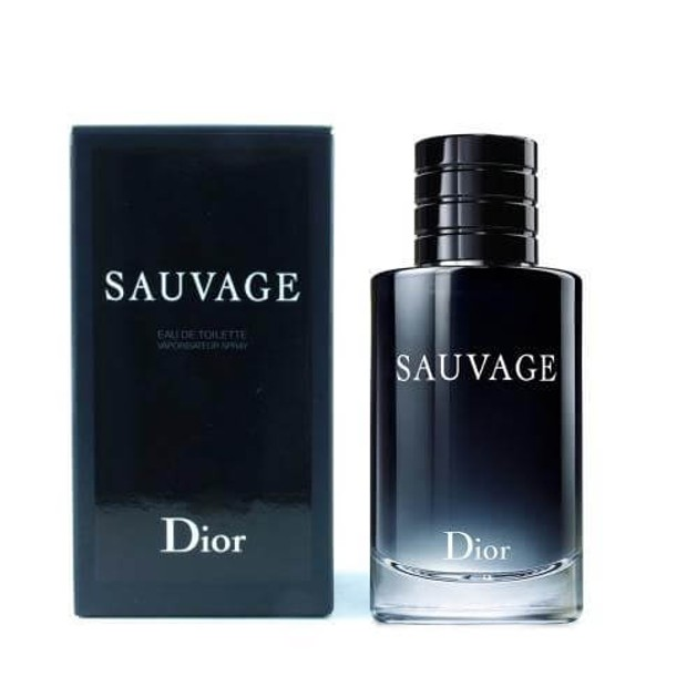 Christian Dior Sauvage Eau De Toilette 100ml