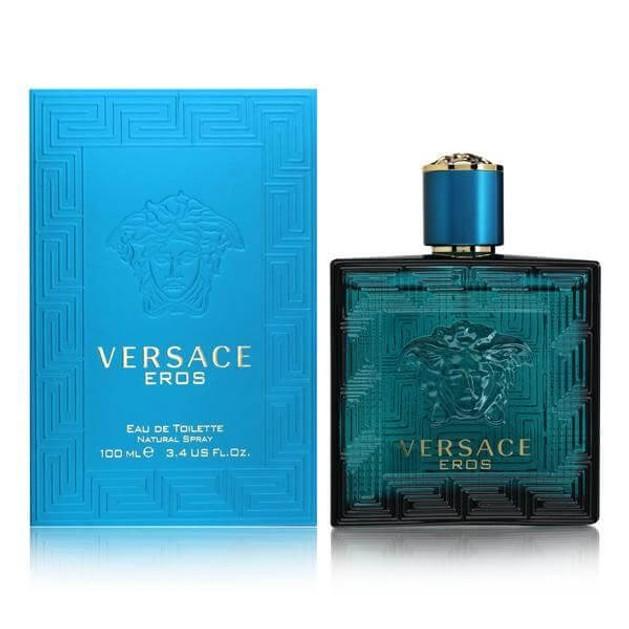 Versace Eros Men Eau de Toilette 100ml