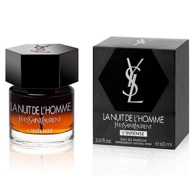 Yves Saint Laurent La Nuit de L Homme Intense Eau de Parfum 60ml