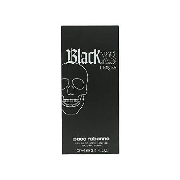 Paco Rabanne Black XS L\'Exces Eau de Toilette Intense 100ml (Repackage)