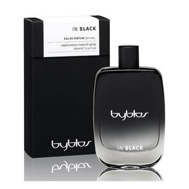 Byblos In Black eau de parfum 100ml