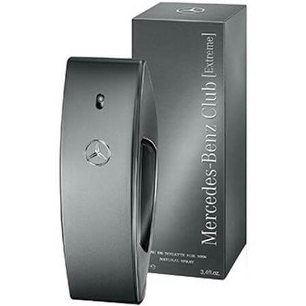 Mercedes Benz Club Extreme Eau De Toilette 50ml