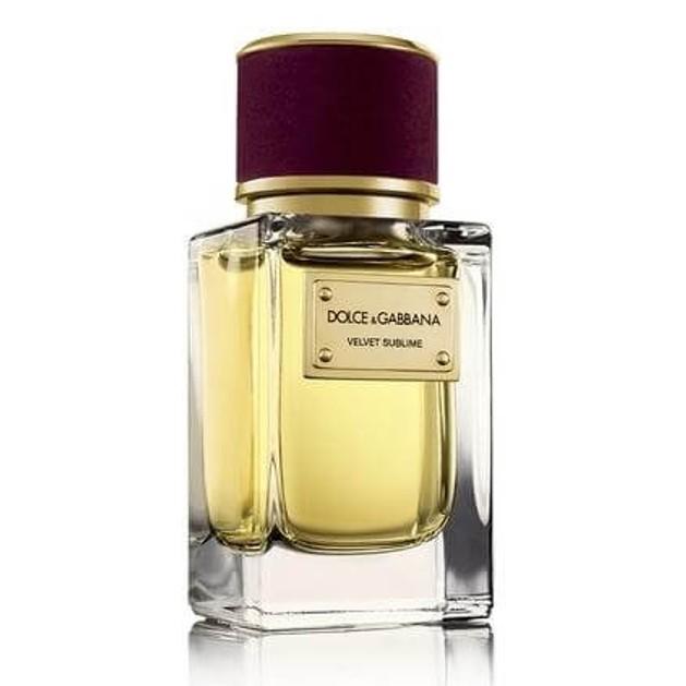 Dolce & Gabbana Velvet Sublime Eau De Parfum 50ml (unisex)