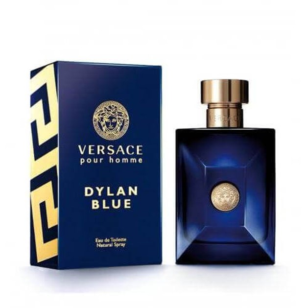 VERSACE  Pour Homme Dylan Blue Eau De Toilette 50ml