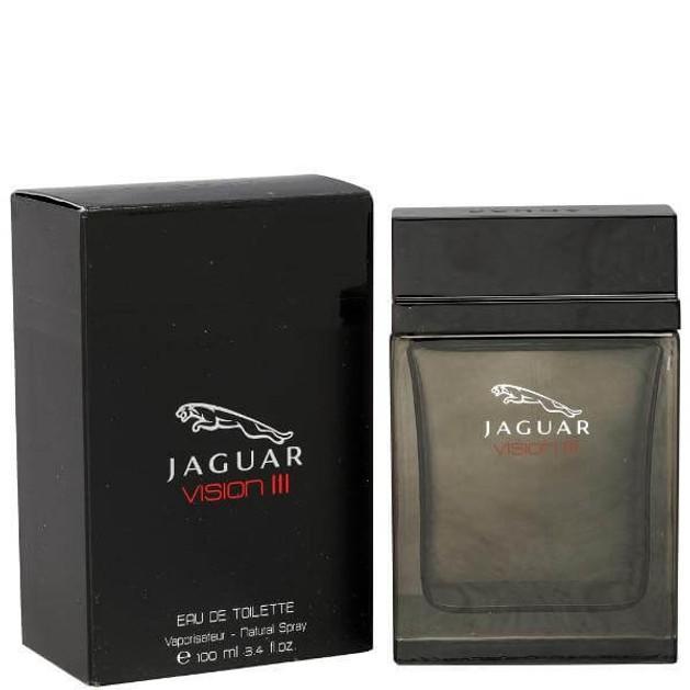 Jaguar vision III Eau De Toilette 100ml