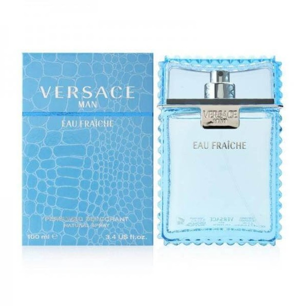 Versace Man Eau Fraiche Deo-Spray 100ml