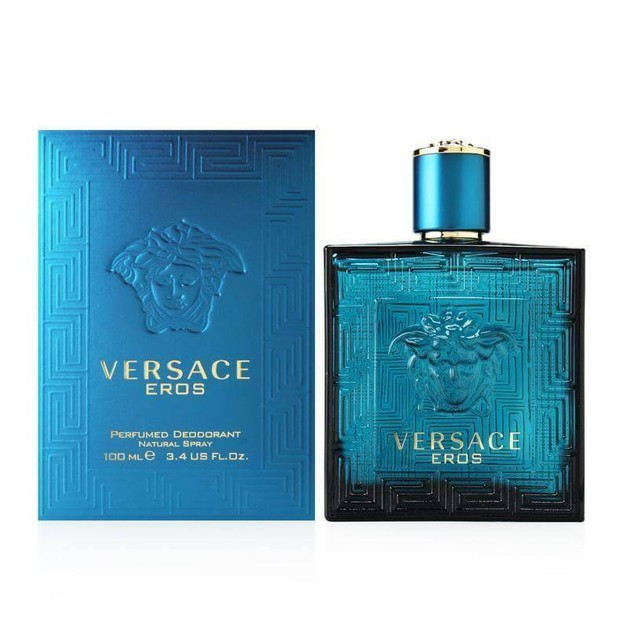 Versace Eros Men Perfumed Deodorant spray 100ml