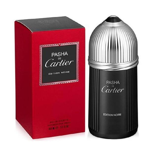 Cartier De Pasha Edition Noire Eau De Toilette 100ml
