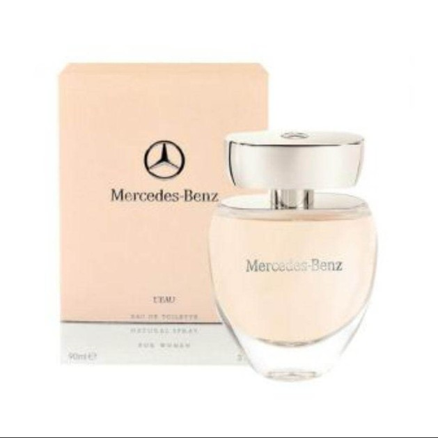 MERCEDES BENZ L\'EAU Eau De Toilette 90ml for woman