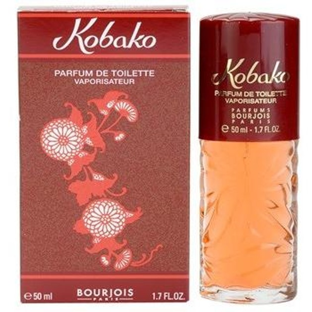 Bourjois Kobako parfum de Toilette 50ml