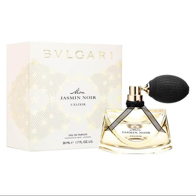 Bvlgari Mon Jasmin Noir L\'Elixir Eau de Parfum 50ml