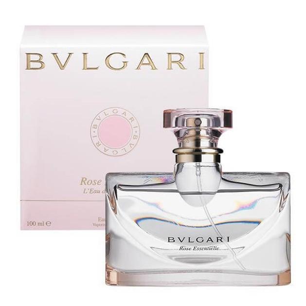 Bvlgari Rose Essentielle L\' eau de Toilette Rose 100ml
