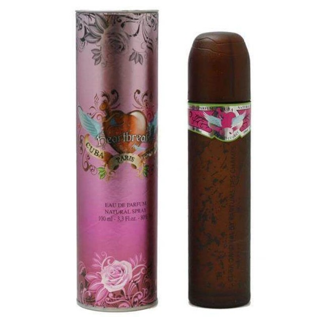 Cuba Heartbreaker Eua De Parfum 100ml