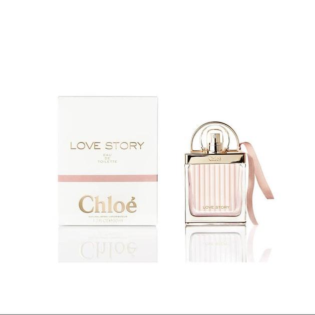 Chloe Love Story Eau de Toilette 50ml