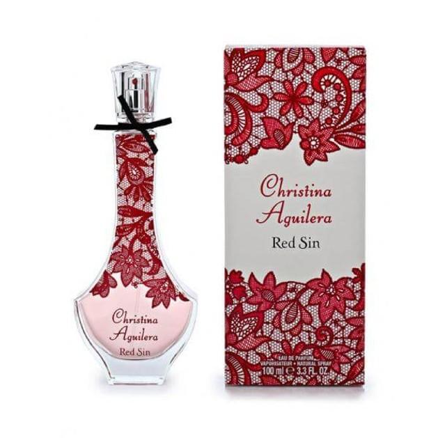 Christina Aguilera Red Sin eau de parfum 100ml