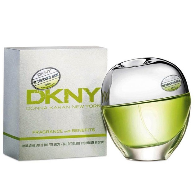 DKNY Be Delicious Skin Hydrating eau de toilette 100ml