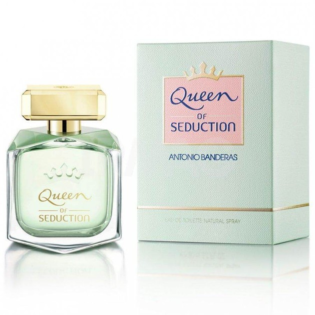 Antonio Banderas Queen of Seduction Eau de Toilette 50ml