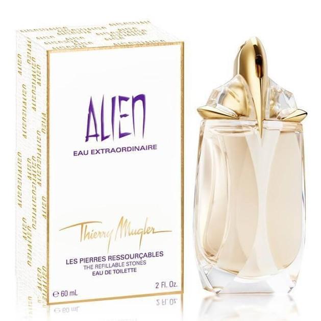 Thierry Mugler Alien Eau Extraordinaire Eau De Toilette 60ml Refillable