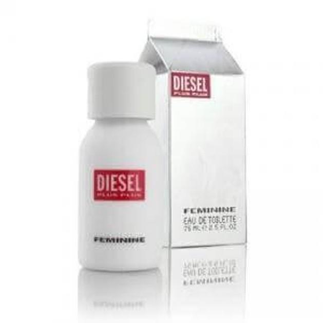Diesel Plus Plus Feminine Eau De Toilette 75ml