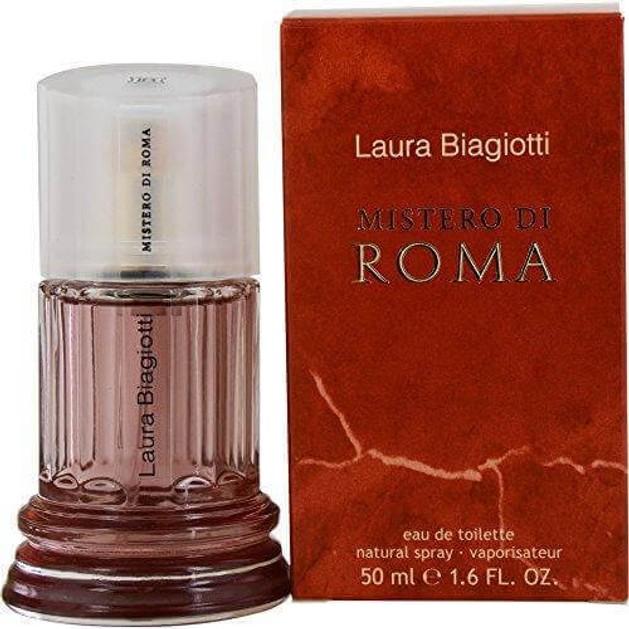 Laura Biagiotti Mistero Di Roma eau de toilette 50ml