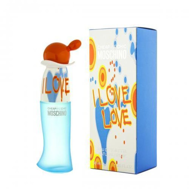 Moschino Cheap & Chic I Love Love eau de toilette 30ml