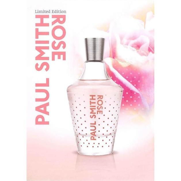 Paul Smith Rose limited edition eau de toilette 100ml