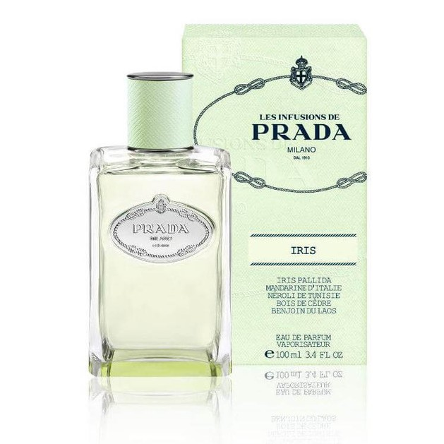 Prada Infusion D`Iris Women Eau De Parfum 100ml (2015)