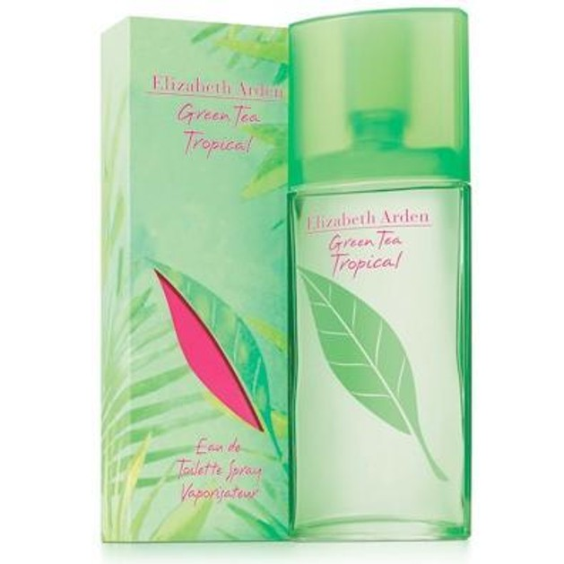 Elizabeth Arden Green Tea Tropical Eau De Toilette 100ml