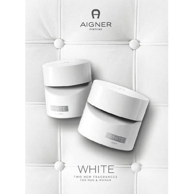 Aigner White Eau De Toilette 125ml