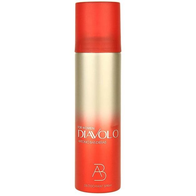 Diavolo Deodorant Spray For Woman 150ml